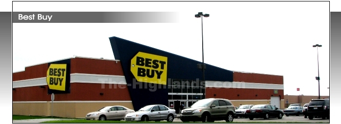 Best Buy Computers and Electronics Store  - Wheeling, WV